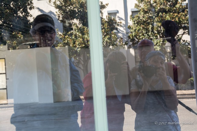Reflection of me and my CTT friends.